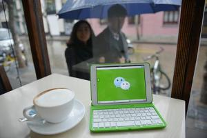 Wechat, China's most popular messaging app, has been under heavy survillance and controll recently