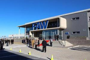 FAW, China's leading automaker, has an influential share in South Africa's auto-industry