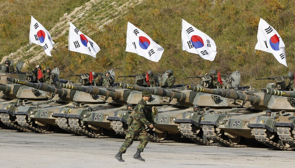 Image result for south korea army